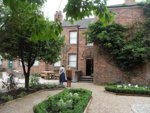 The Pankhurst Museum Garden