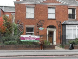 Visit the Pankhurst Museum