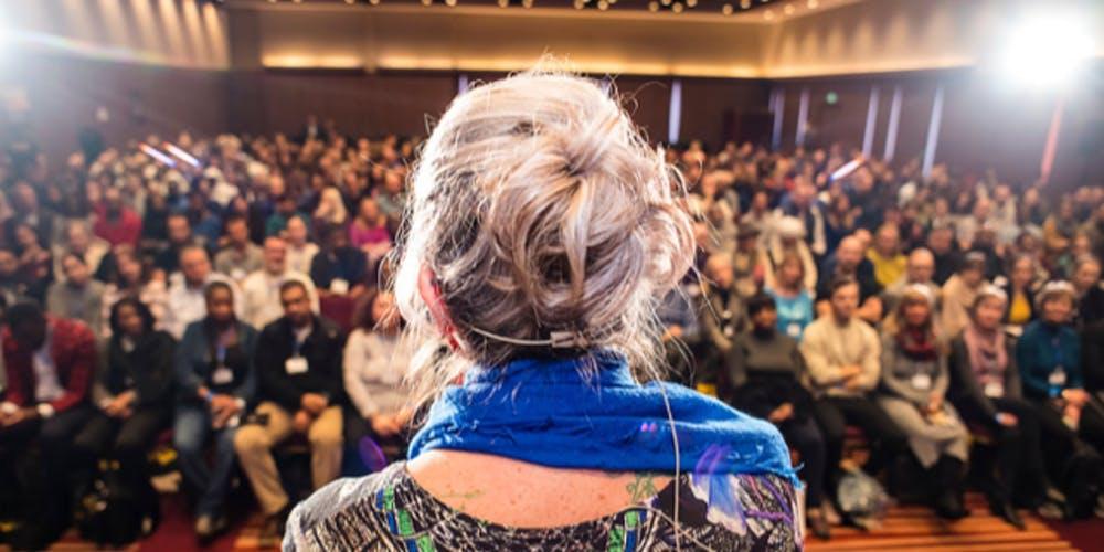 Cheryl Chapman Mastering Public Speaking