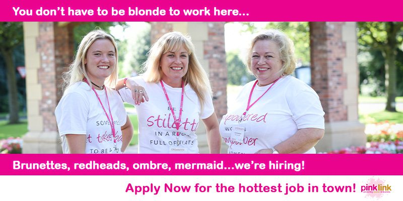 We're hiring - Pink Link Ladies