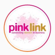 Pink Link Ladies logo on Instagram
