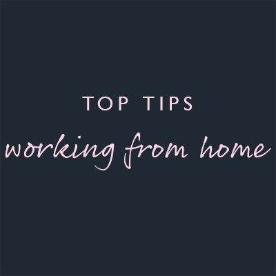 Pink-Link-Ladies-Top-Tips-For-Working-From-Home for women in business