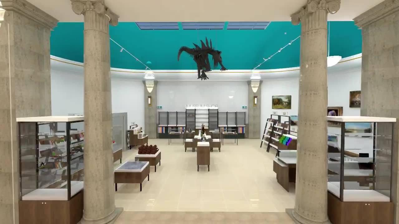 Bolton Museum Shop