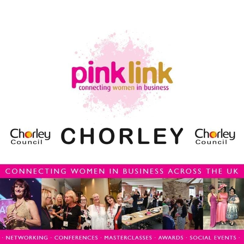 Pink Link Business Neworking for women in Chorley