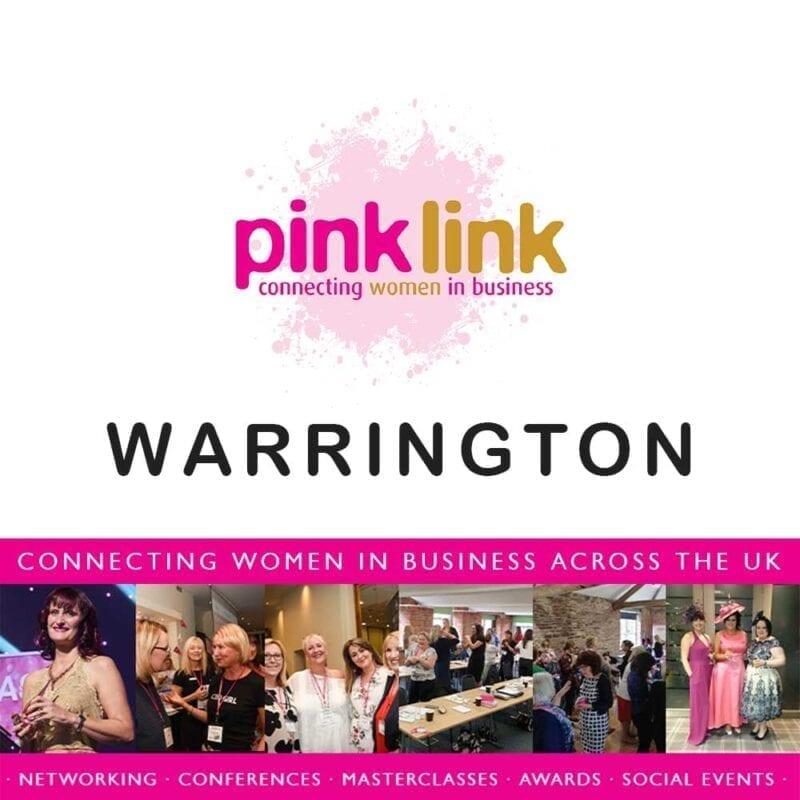 Business newtorking for women in Warrington