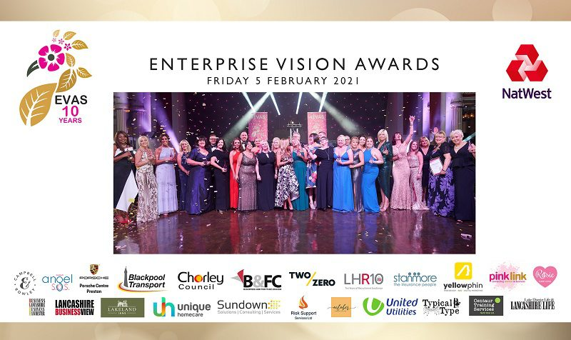 Attend the 10th Anniversary Enterprise Vision Awards here