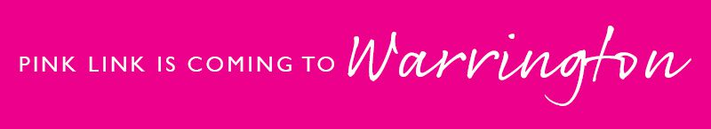 Pink Link Ladies Networking in Warrington
