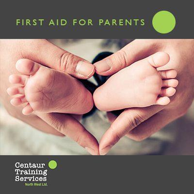 Centaur Training First Aid for Parents