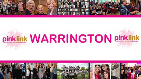 Pink Link Business Networking for women in Warrington