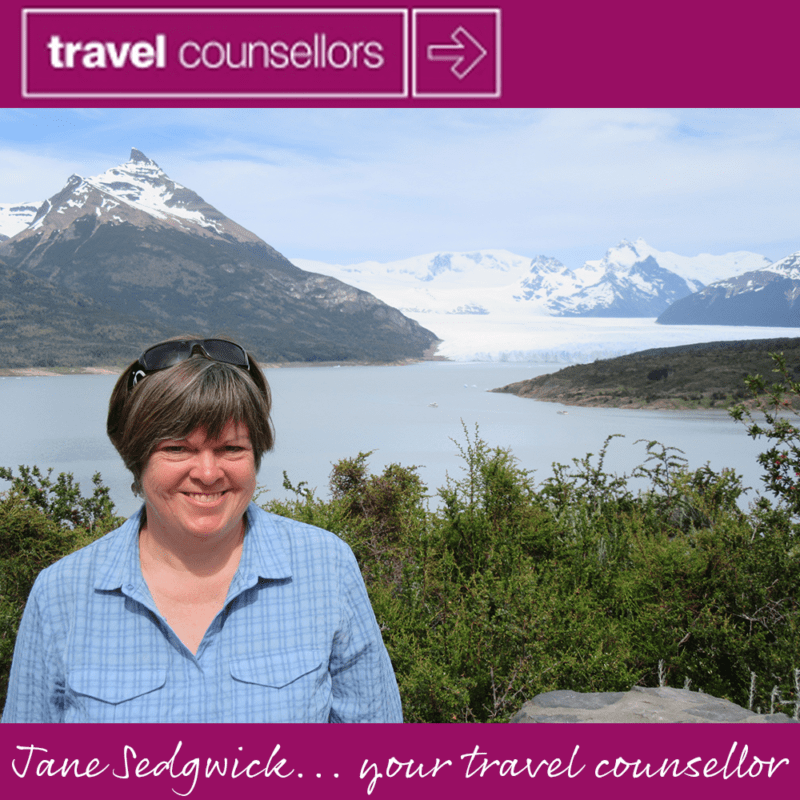 Jane Sedgwick Travel Counsellor