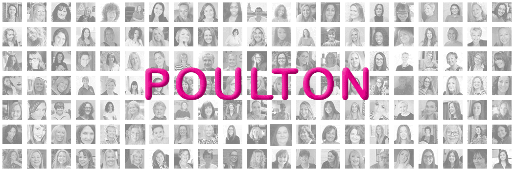 Pink Link Ladies Networking For Women in Business Banner Poulton