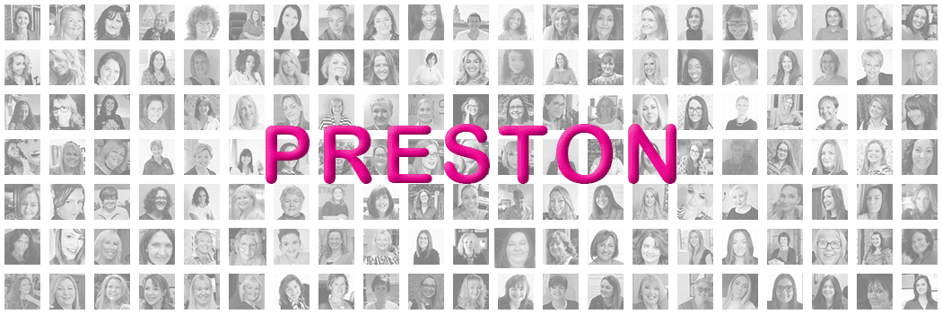 Pink Link Ladies Networking For Women in Business Banner Preston
