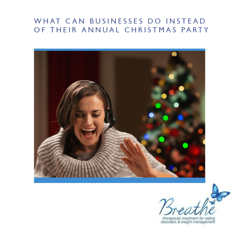 Breathe Therapies What Can Businesses Do Instead Of A Christmas Party