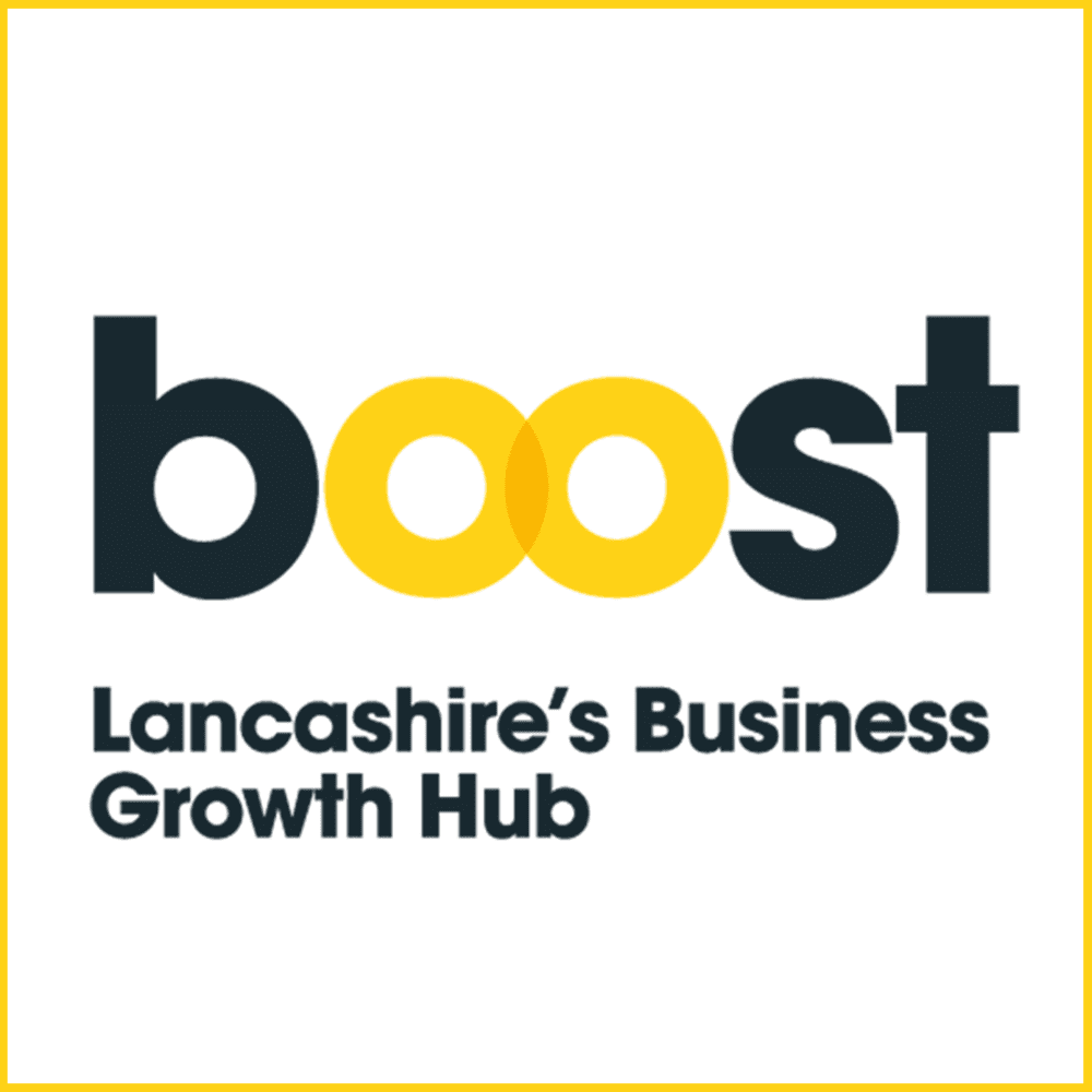Boost Business Lancashire advertises on the Pink Link Business Directory