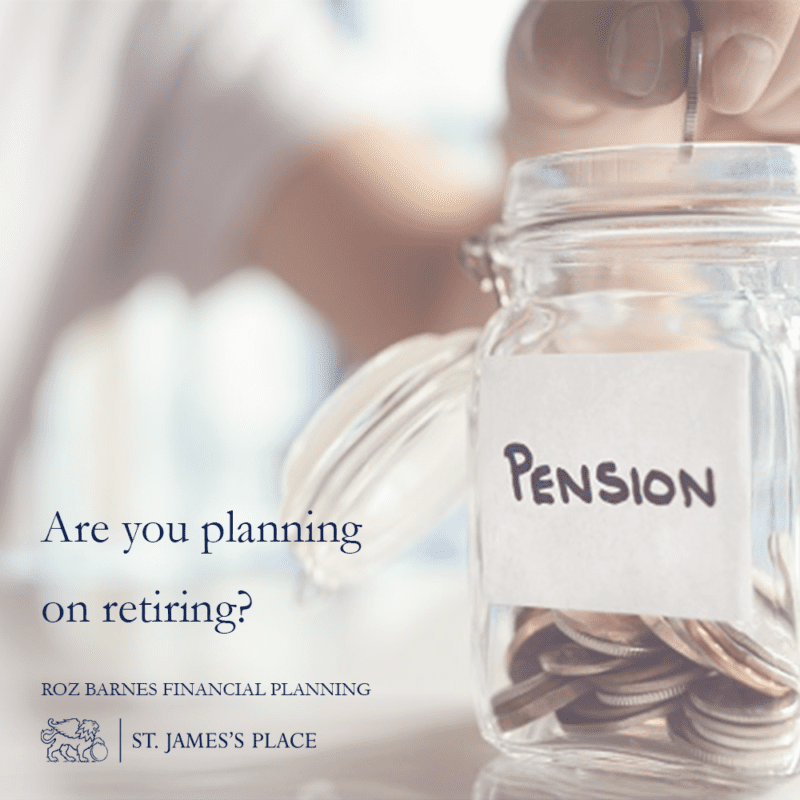 Roz Barnes Financial Planning Are You Planning on Retiring
