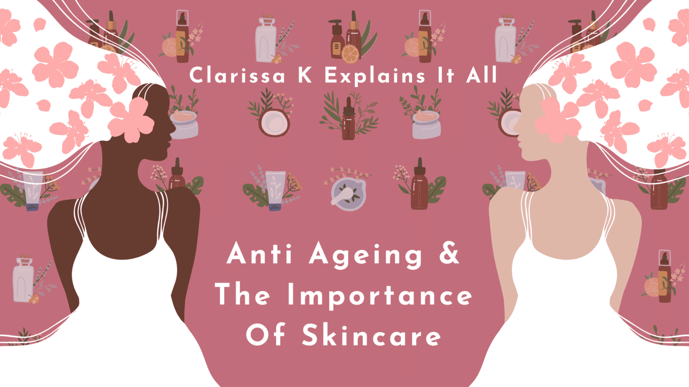 Ageing characteristics include fine lines and wrinkles, and discolouration, indicating that we need to improve the treatment of our lifestyle and the hydration of our skin, increasing our need for anti-ageing solutions.