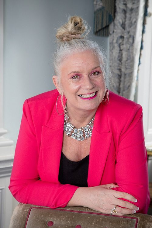 Alison Edgar MBE author of Secrets of Successful Sales