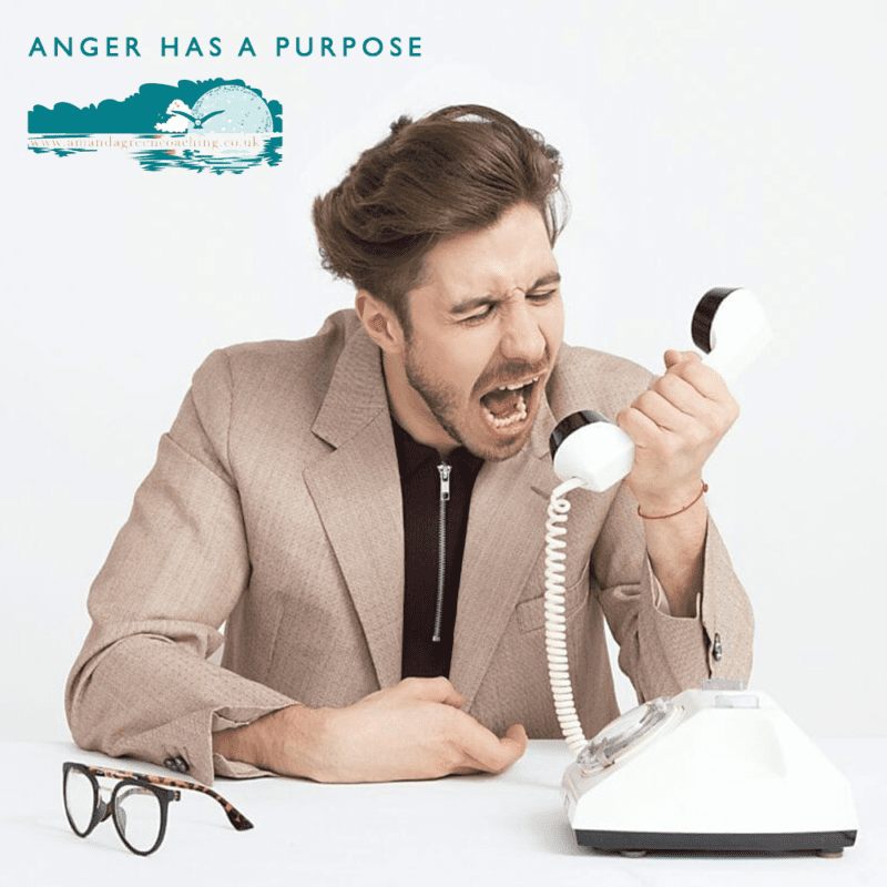 Anger Has A Purpose by Amanda Green Emotional Health Coach