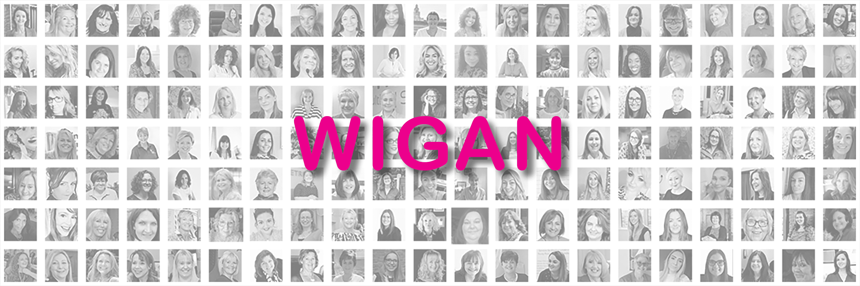 Pink Link Ladies Networking In Wigan For Women in Business Banner
