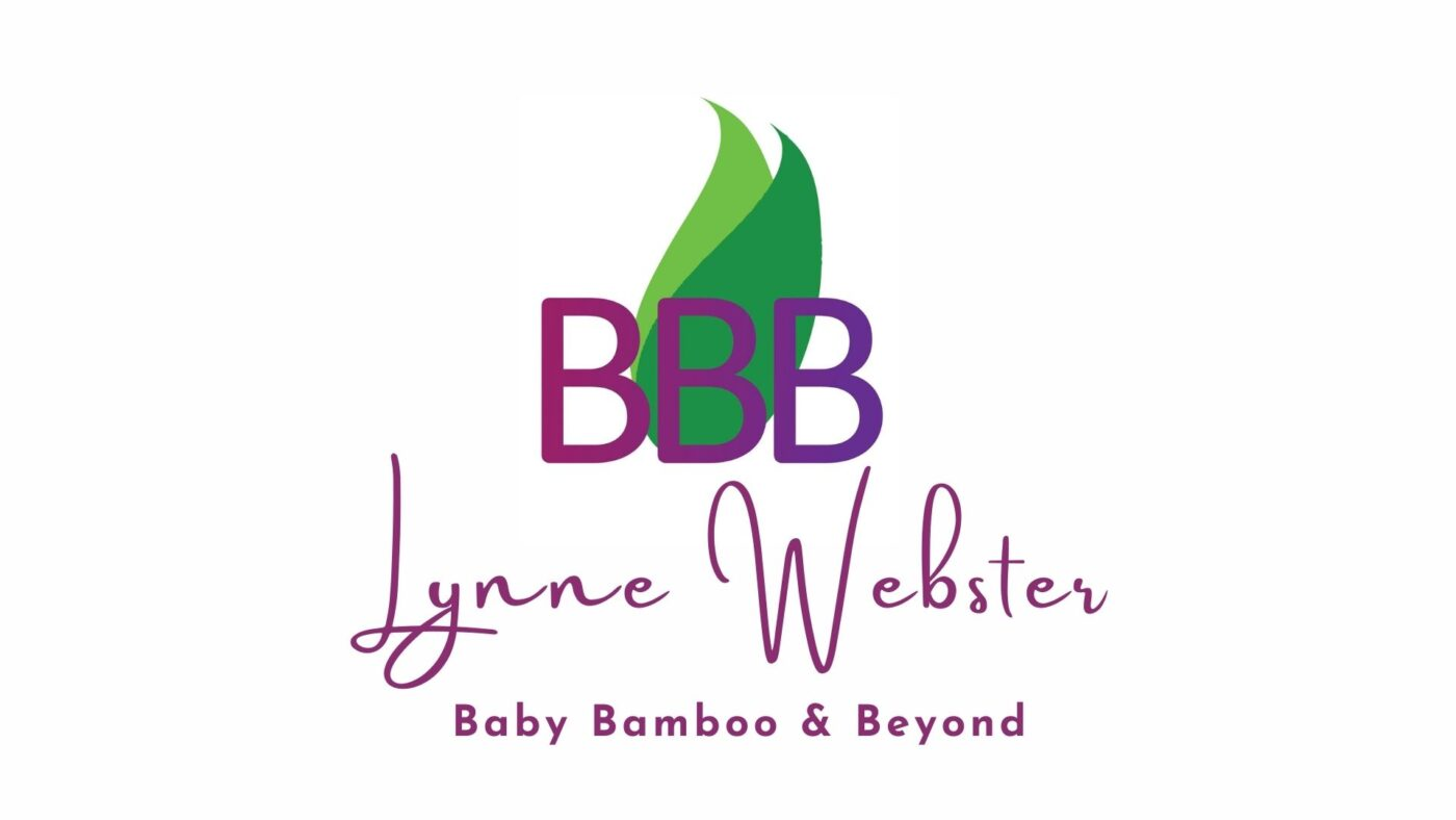 Lynne Webster, creator Baby Bamboo And Beyond believes we can all make a difference to the planet and the environment by making changes, however small.