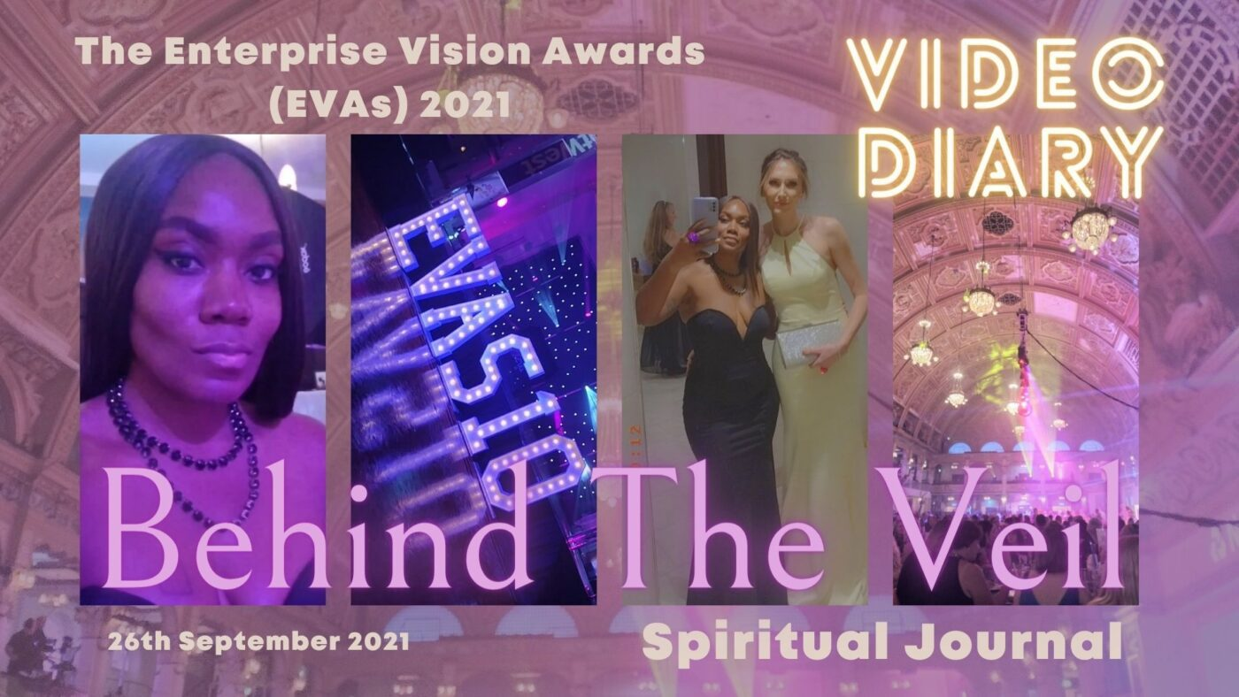 Hearing the inspiring stories of the women on stage at the Enterprise Vision Awards (EVAs) connected with me on so many levels. They changed themselves; reminding everyone that evening who felt inspired that the biggest block of all is ourselves.