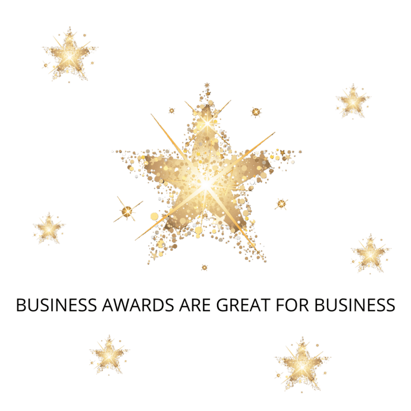Business Awards Are Great For Business