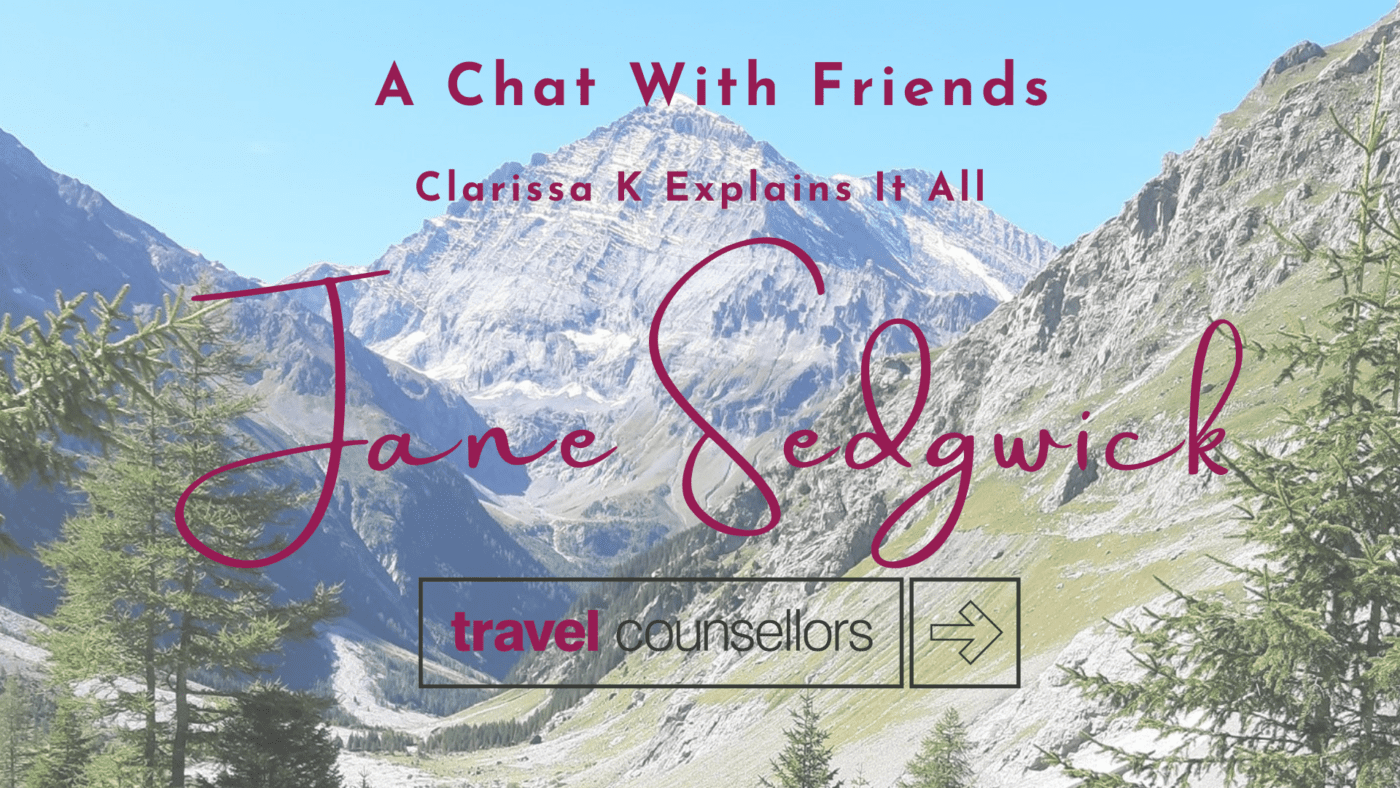 Meet Jane, A Personal Travel Counsellor. In an ever-changing time for the travel industry, Jane uses her 30 years of experience to be a helping hand for those needing assistance with their travel experiences.